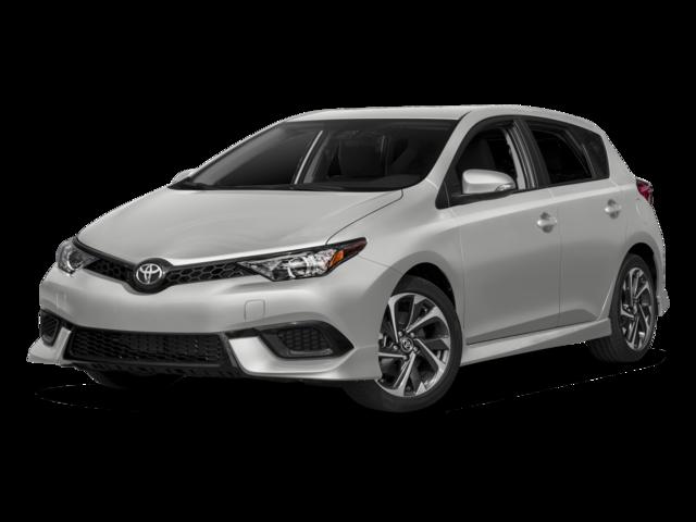 2017 Toyota Corolla iM Base (CVT) Hatchback