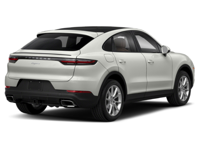 New 2021 Porsche Cayenne Coupe