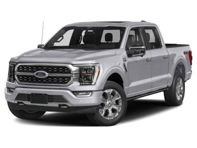 2021 Ford F-150 Platinum SuperCrew Pickup w/ 5'5 truck box