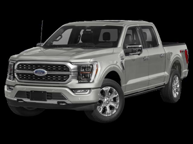 2021 Ford F-150 Platinum SuperCrew Pickup w/ 5'5 truck box