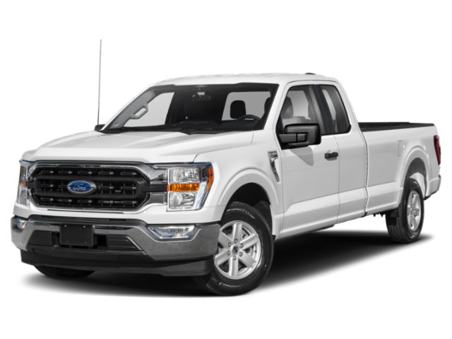 2021 Ford F-150 XLT SuperCab Pickup w/ 6'5 truck box
