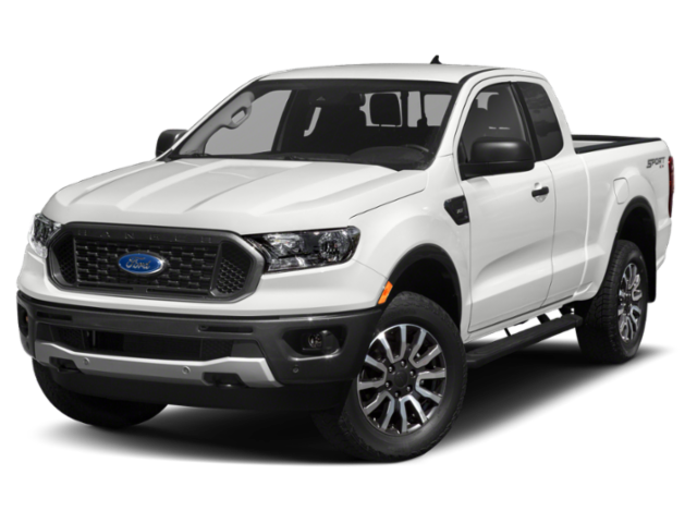 2021 Ford Ranger XLT Super Cab