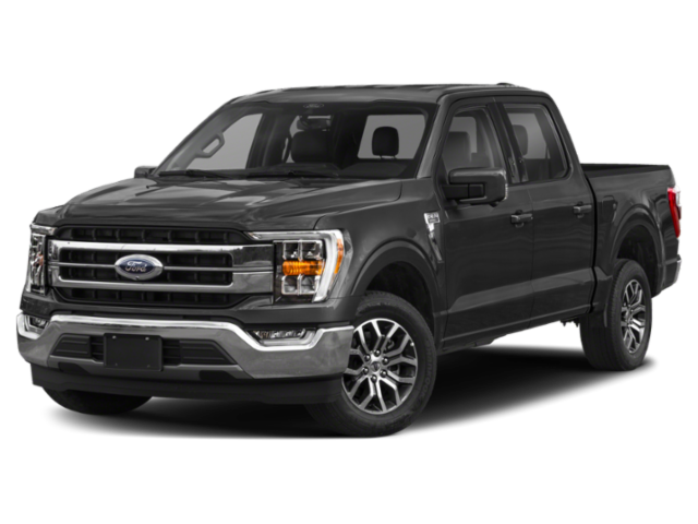 2021 Ford F-150 LARIAT SuperCrew Pickup w/ 5'5 truck box