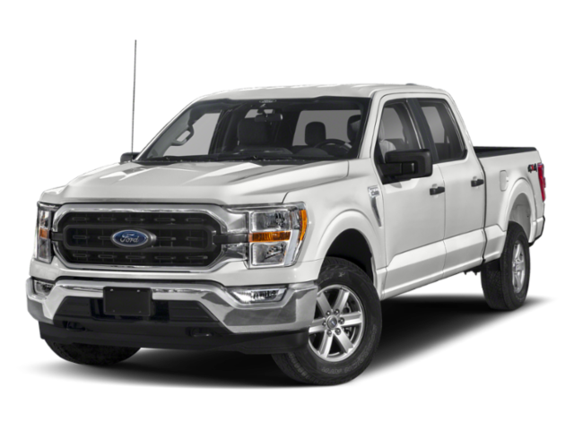 2021 Ford F-150 XLT 4D SuperCrew