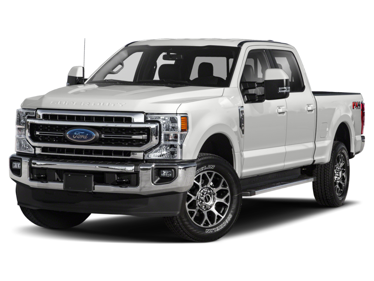 2021 Ford Super Duty F-250 SRW LARIAT Crew Cab Pickup