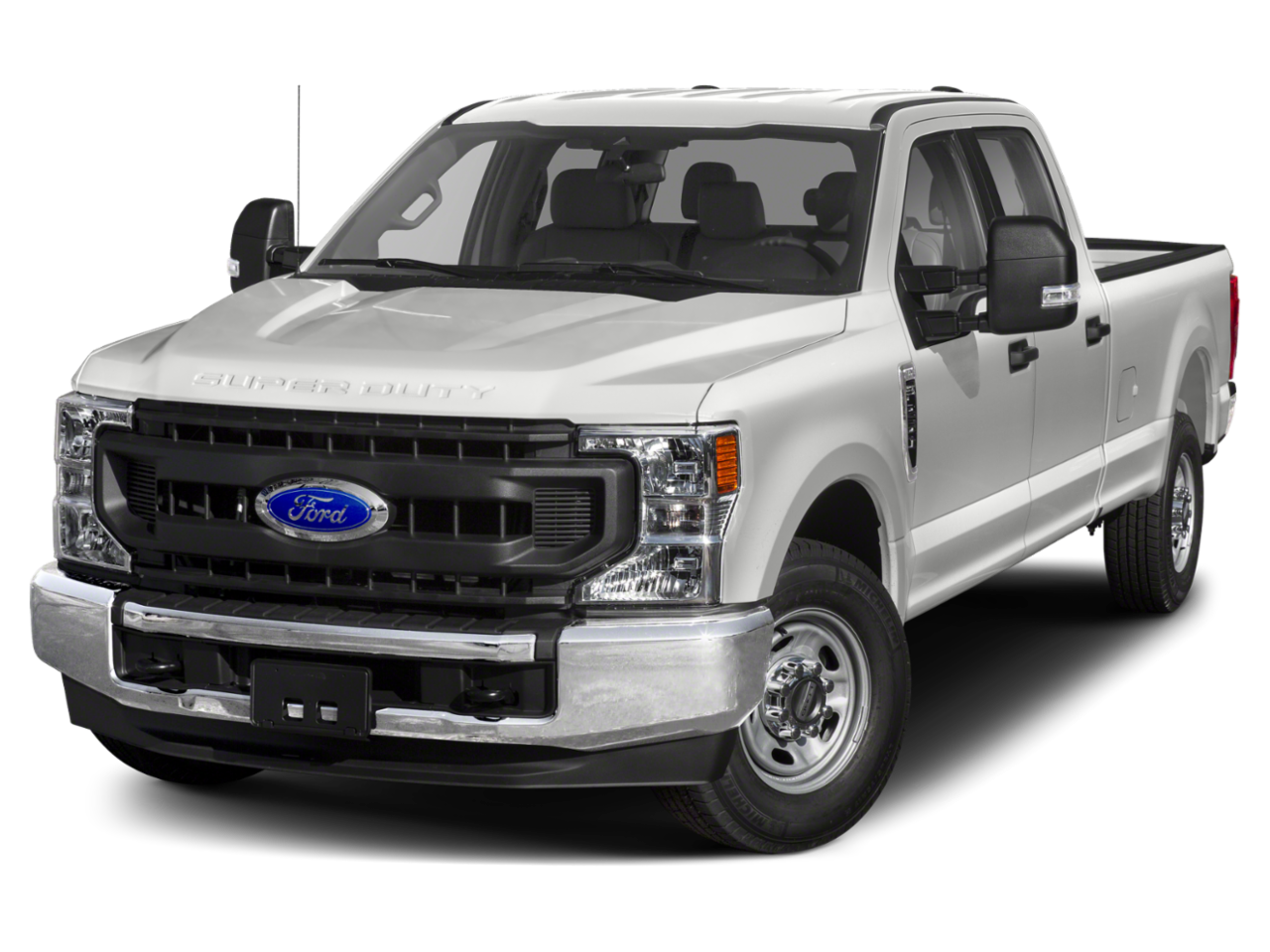 2021 Ford Super Duty F-250 SRW XL Crew Cab Pickup