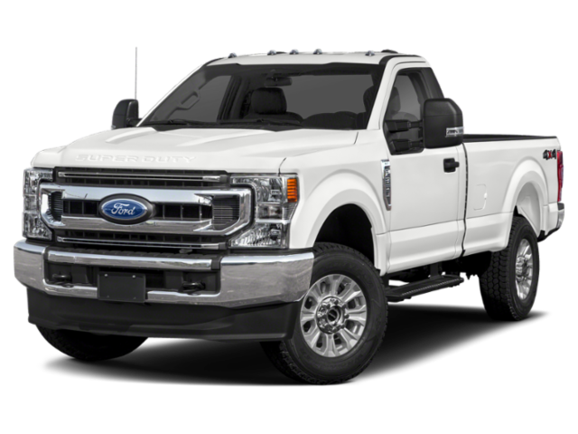 2021 Ford Super Duty F-350 SRW XLT 4WD REG CAB 8' BOX Regular Cab Pickup