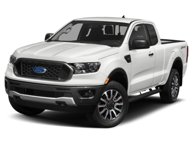 2021 Ford Ranger XL 4WD SUPERCAB 6' BOX Extended Cab Pickup