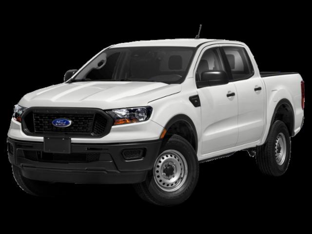 2021 Ford Ranger LH 4x2 XLT 4dr SuperCrew 5.1 ft. SB