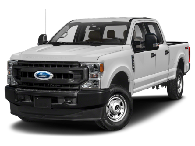 2021 Ford F-350SD XL 4D Crew Cab