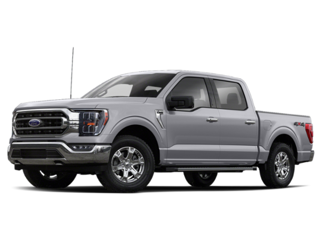 2021 Ford F-150 XL SuperCrew Pickup w/ 5'5 truck box