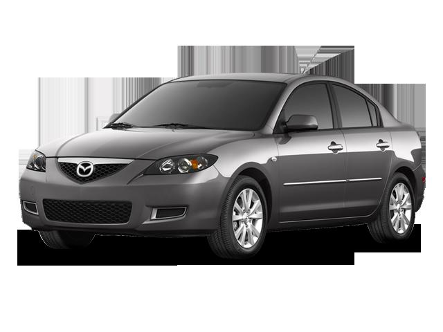 Pre-Owned 2008 MAZDA Mazda3 I SPORT