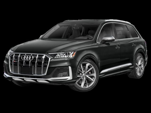 2020 Audi SQ7 4.0T 4D Sport Utility