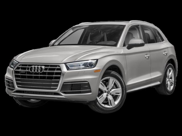 2020 Audi Q5 Titanium Premium Plus