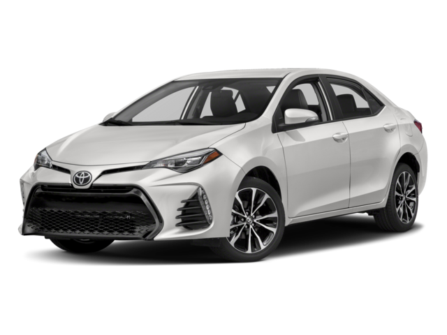 2018 Toyota Corolla SE w/accessories (see description)