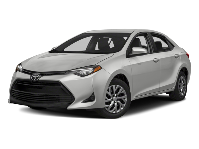 2018 Toyota Corolla LE ECO w/Package 1