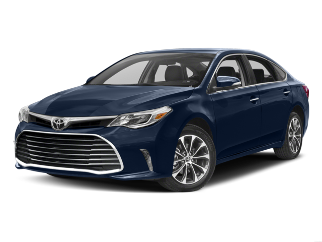 2018 Toyota Avalon XLE 4D Sedan