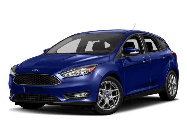 2017 Ford Focus SE 4D Hatchback