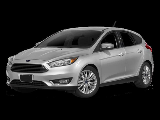 Pre-Owned 2017 Ford Focus TITANIUM