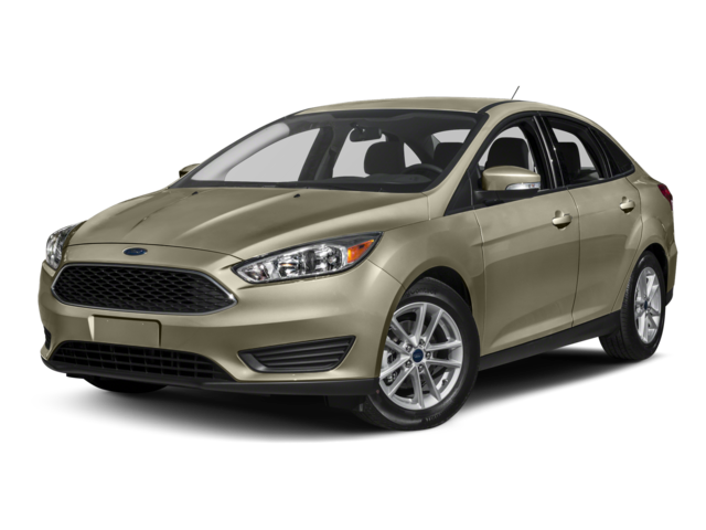 2017 Ford Focus S 4dr Car