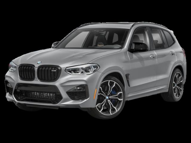 2021 BMW X3 M Base (A8) Sport Utility