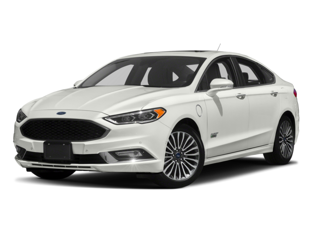 2018 Ford Fusion Energi Platinum 4D Sedan
