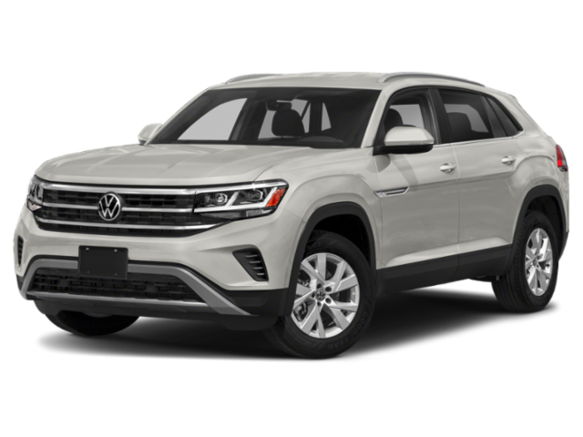 2020 Volkswagen Atlas Cross Sport Comfortline 2.0T 8sp at w/Tip 4MOTION SUV