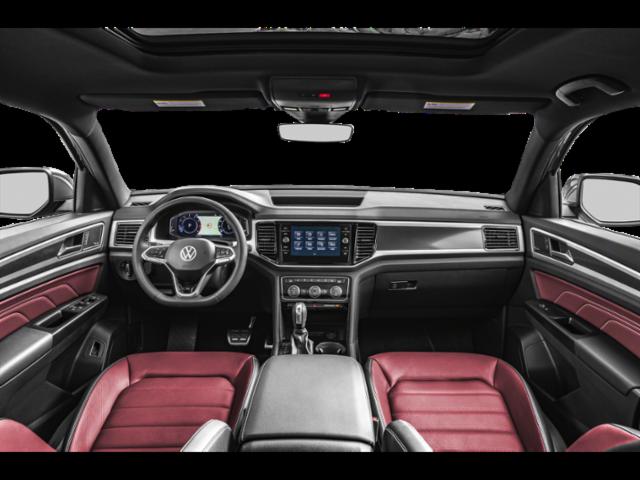 New 2020 Volkswagen Atlas Cross Sport Comfortline 2.0T 8sp at w/Tip 4MOTION