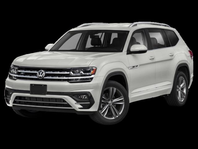 2020 Volkswagen Atlas 3.6L V6 SE w/Technology R-Line