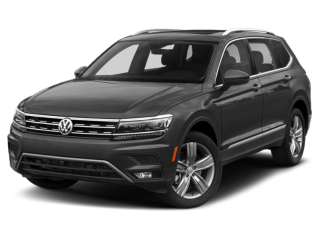2020 Volkswagen Tiguan Highline 2.0T 8sp at w/Tip 4M Crossover