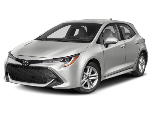 2020 Toyota Corolla Hatchback XSE Manual (Natl)