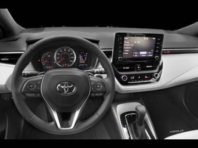 New 2020 Toyota Corolla Hatchback SE