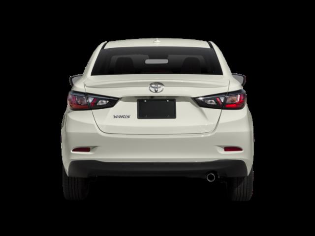 New 2020 Toyota Yaris L