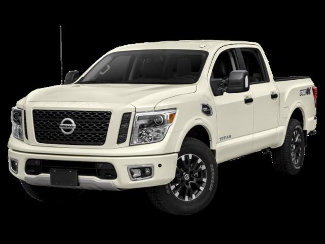 2018 Nissan Titan 4x4 Crew Cab Platinum Short Bed