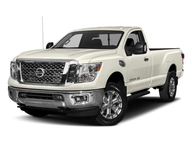 2018 Nissan Titan XD SV Long Bed