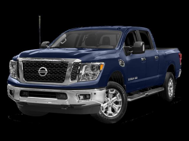 2018 Nissan Titan XD SV Diesel 4x4 Crew Cab 6.6 ft. box 151.6 in. WB
