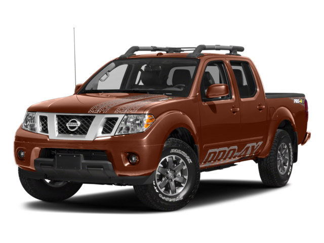 2018 Nissan Frontier Crew Cab PRO-4X Standard Bed 4x4 Auto Short Bed