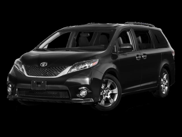 2017 Toyota Sienna SE Premium FWD 8-Passenger Mini-van, Passenger