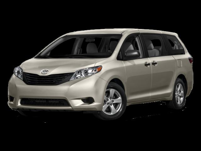 2017 Toyota Sienna L FWD 7-Passenger Mini-van, Passenger