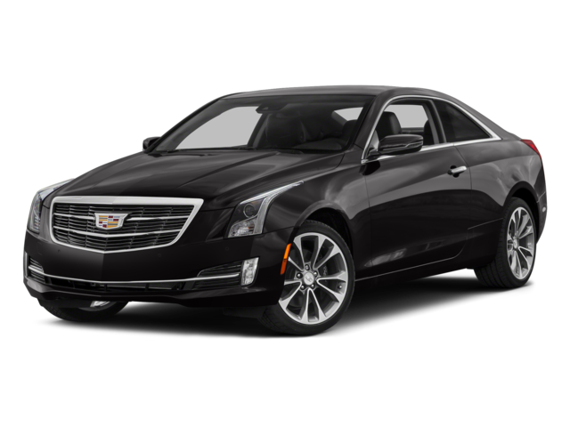 2016 Cadillac ATS Coupe Standard AWD SEDAN COUPE