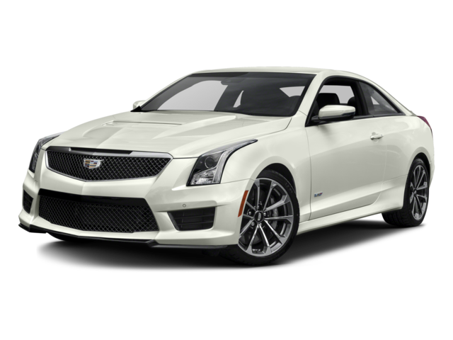 2016 Cadillac ATS-V Base 2D Coupe