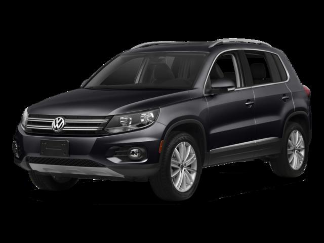 New Volkswagen Tiguan S