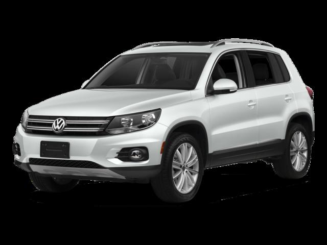 New Volkswagen Tiguan Wolfsburg Edition