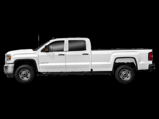 New 2019 GMC Sierra 2500HD SLE