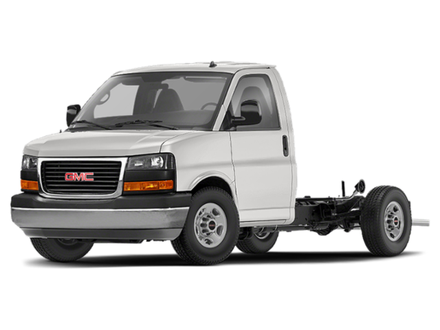 New 2019 GMC Savana Cutaway Work Van