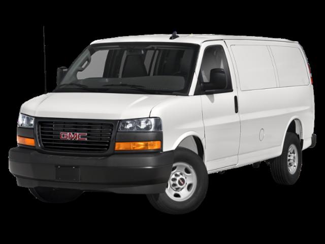 2021 GMC Savana Cargo Van RWD 2500 135 Full-size Cargo Van