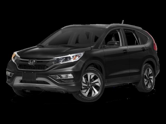 2016 Honda CR-V Touring 4D Sport Utility