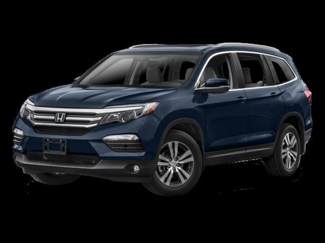 2016 Honda Pilot EX-L 4D Sport Utility