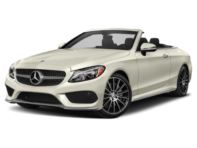 2018 Mercedes-Benz C-CLASS C300 Convertible