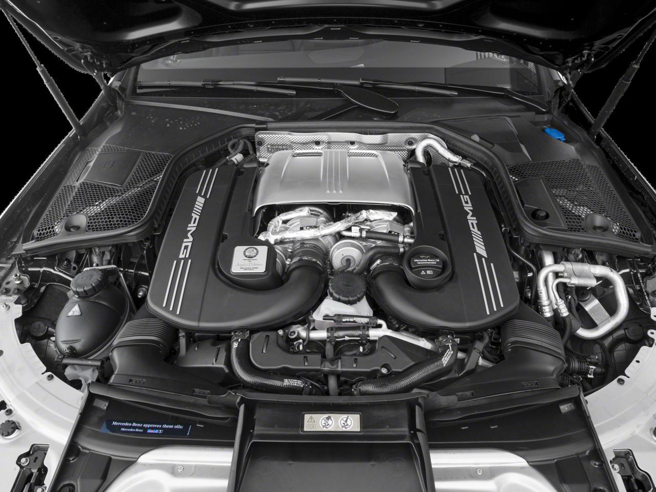 New 2018 Mercedes-Benz C-Class AMG® C 63 S